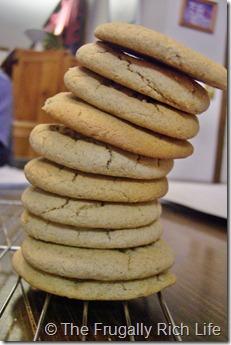 cashew cookies 006